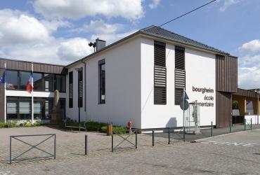 Restructuration – extension de l'école élémentaire