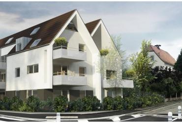 Construction 9 logements collectifs à Geispolsheim
